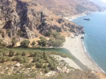 Preveli, Crete, Greece