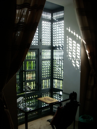 Our beautiful Riad 'Ryad Dyor'