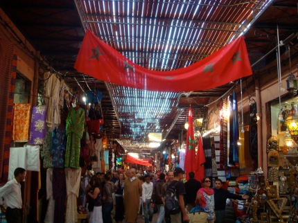 Explore the Souks