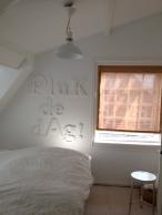 Carpe Diem or Seize the day... in Dutch 'Pluk de Dag'