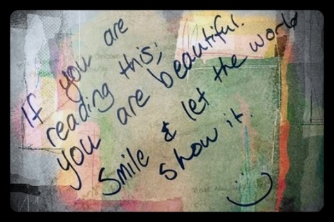 Smile & Let the World Show it!