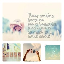 ... There is so much to Smile about!....