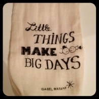 Little Things Make Big Days!