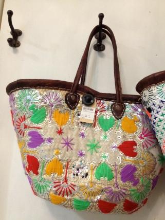 Ibiza Style bag! Happy Colors!