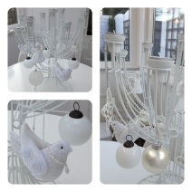White Xmas Decorations