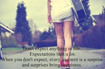 Don't Expect so much!