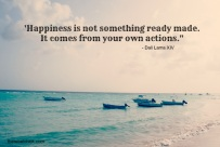 Happiness - Dali Lama