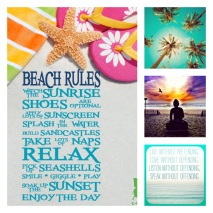 Beach Rules ;)