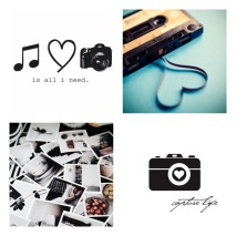Music, Love, Photography - is all we need