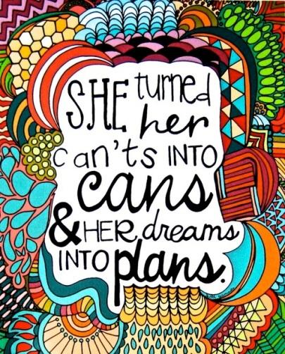 Optimism! :-)