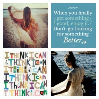 I Think I Can.. I Think I Can...