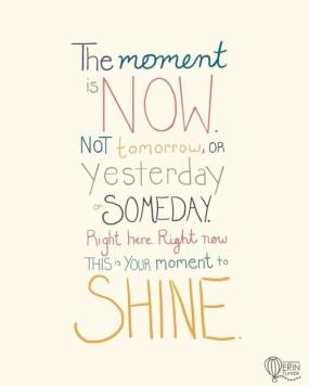 Shine Baby Shine ;-)