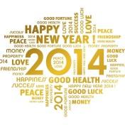Happy New Year. 2014!