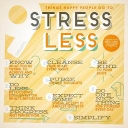 Stress Less Tips