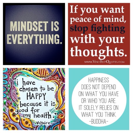 Mindset is everything!