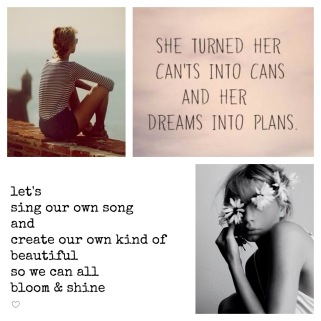 ...... So we can all Bloom & Shine...