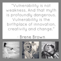 The Power of Vulnerability - Brene Brown